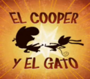 El Cooper y el gato