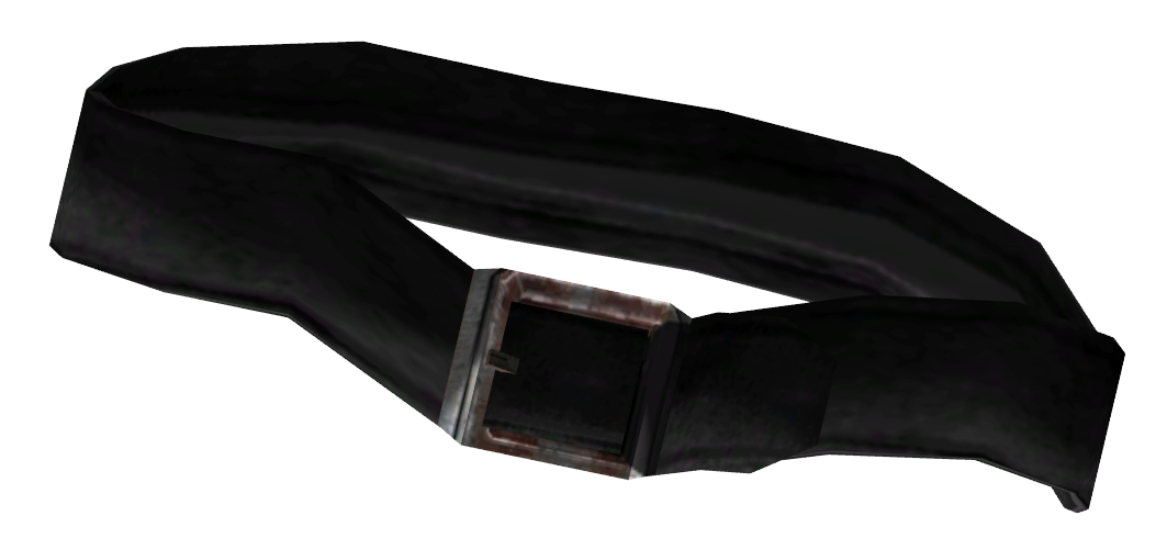 leather belt the fallout wiki fallout new vegas and more