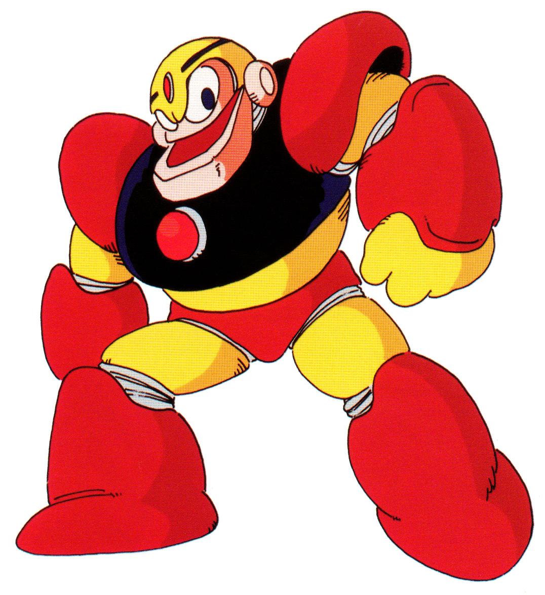 Images of Guts Man - MMKB, the Mega Man Knowledge Base - Mega Man 10 ...