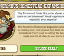 Enormous Homestead Expansion Goal Series
