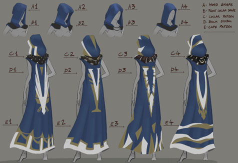 Veteran cape 5 year the runescape wiki for Cape designs