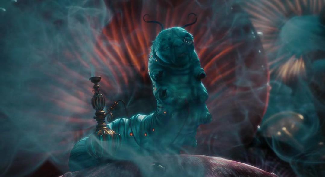 Image - Hookah-alice.jpg - Alice in Wonderland Wiki Alice In Wonderland Hookah