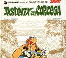 Personajes de Astérix en Córcega