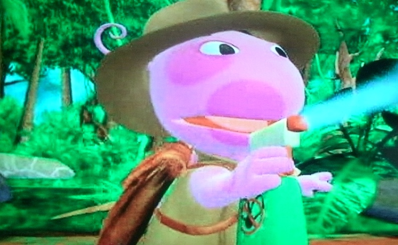 The Backyardigans The Heart Of The Jungle Metacafe Image The