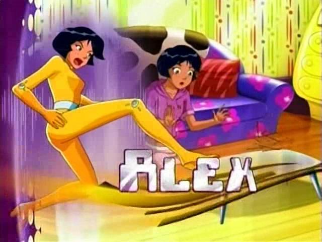 Intro alex - Totally spies alex ...