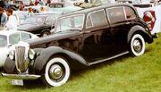 Daimler Consort Saloon 1951
