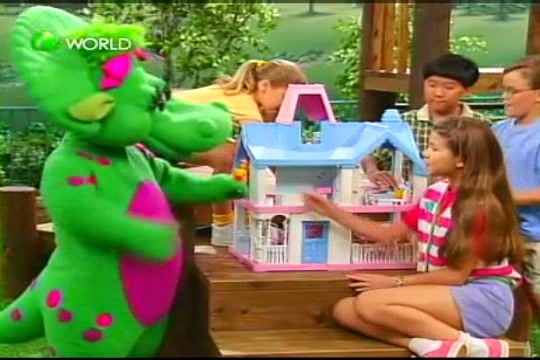 that s a home to me   barney wiki