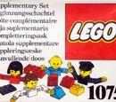 1075 LEGO People Supplementary Set