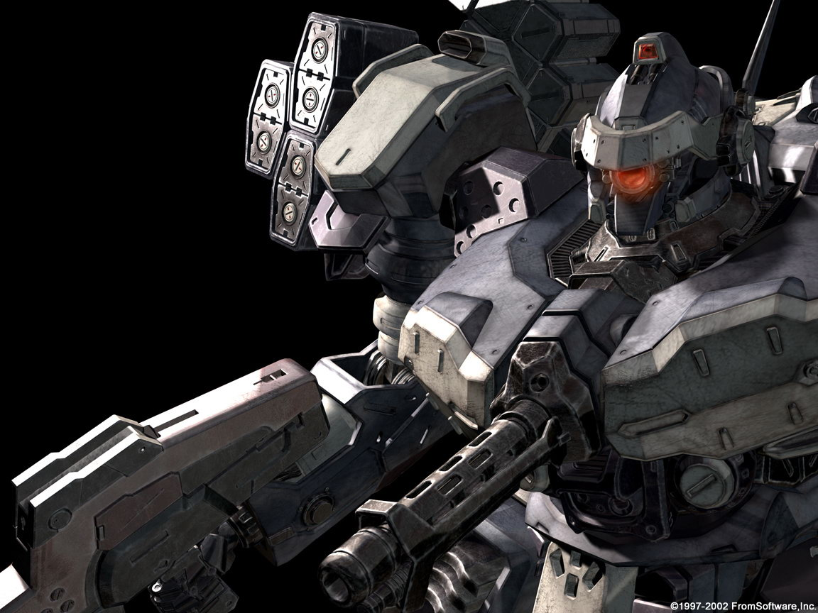 Crest CR-C75U2 Close Combat AC - Armored Core Wiki - A guide made