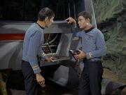 McCoy hegt schwere Vorwürfe gegen Spock