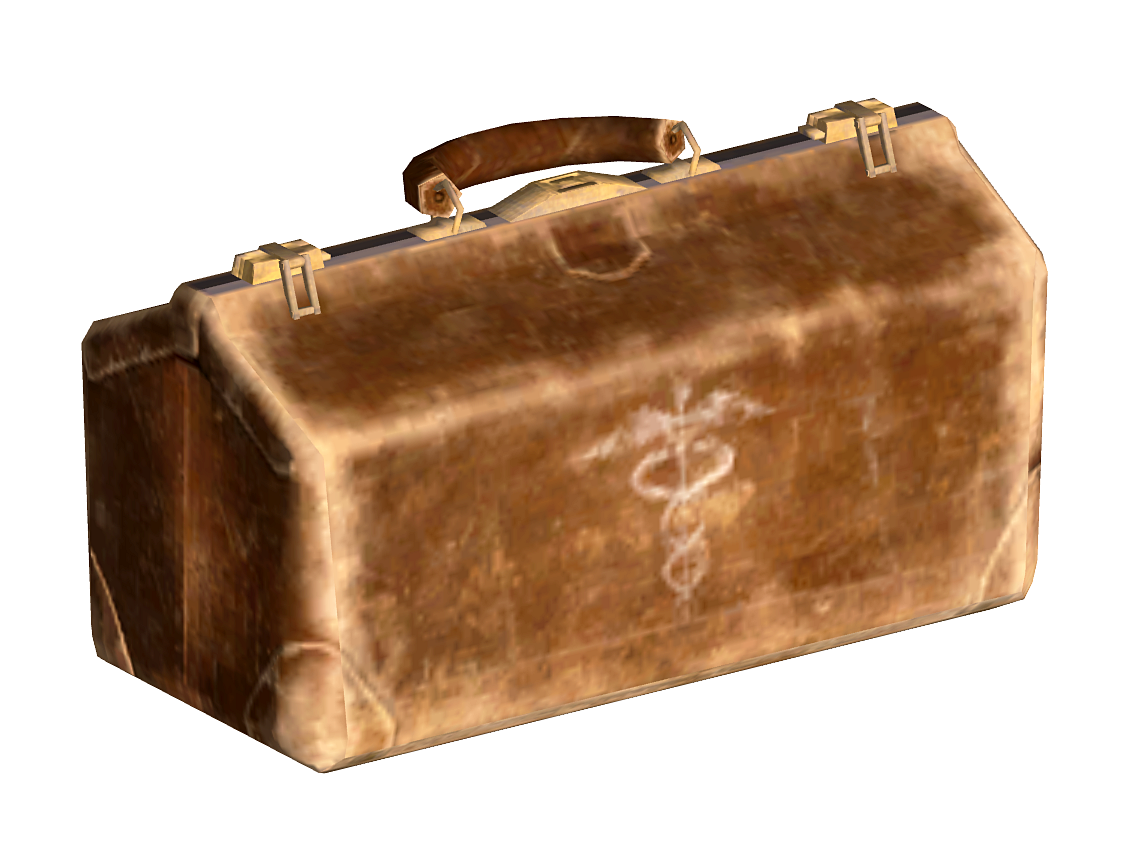 doctor 39 s bag fallout new vegas the fallout wiki fallout new vegas and more. Black Bedroom Furniture Sets. Home Design Ideas