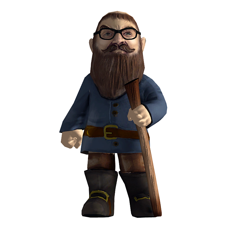 Evil Gnome The Fallout Wiki Fallout New Vegas And More
