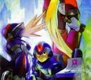 Mega Man X8 Images
