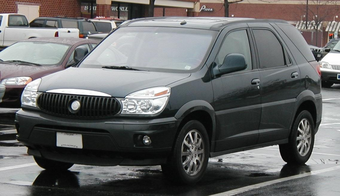 Buick Rendezvous - Tractor & Construction Plant Wiki - The ...