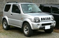1998 Suzuki Jimny 01