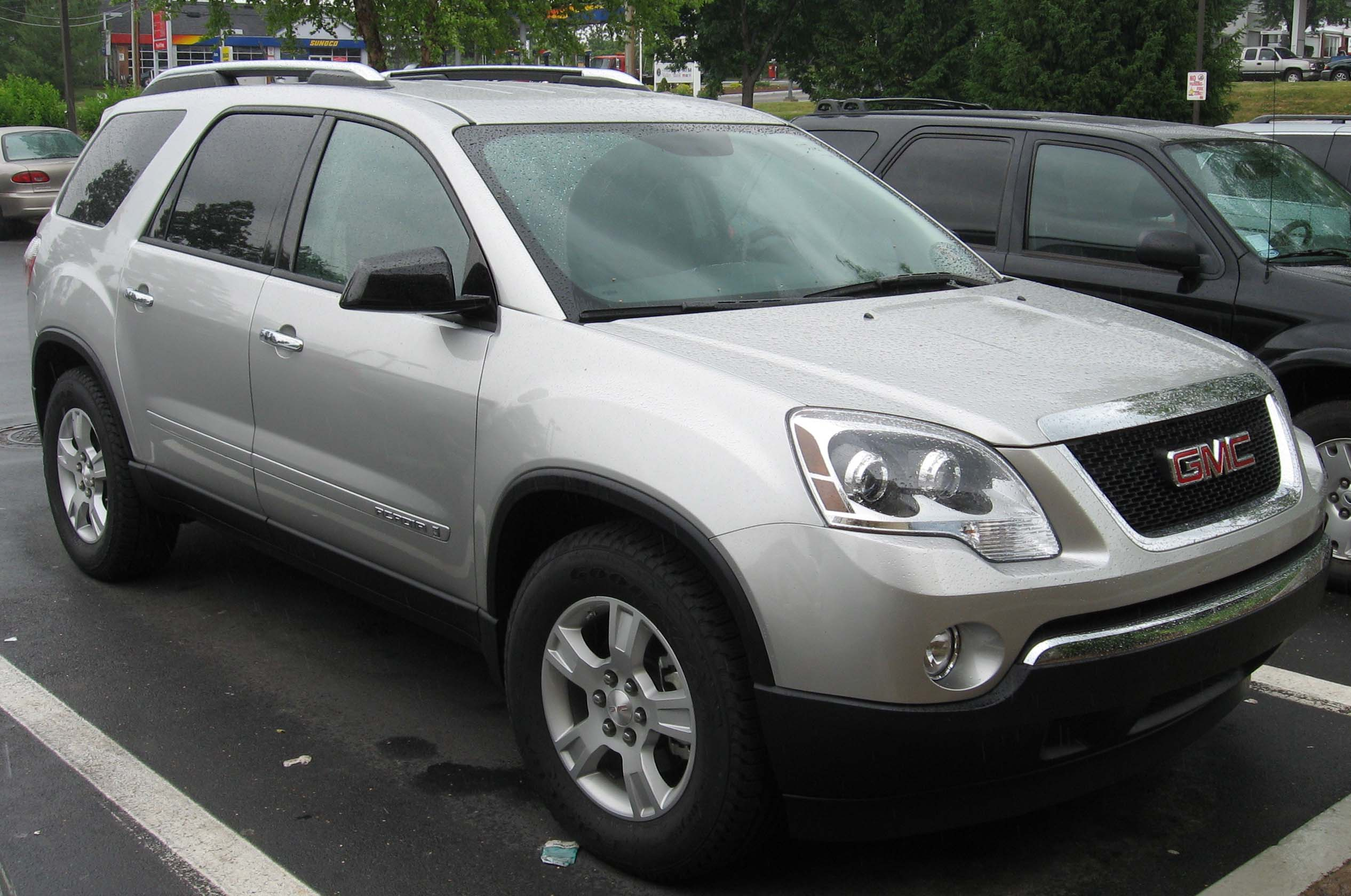 gmc acadia tractor construction plant wiki the classic vehicle and machinery wiki. Black Bedroom Furniture Sets. Home Design Ideas