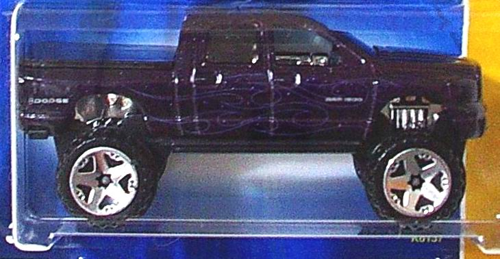Dodge Ram 1500 (2007) - Hot Wheels Wiki