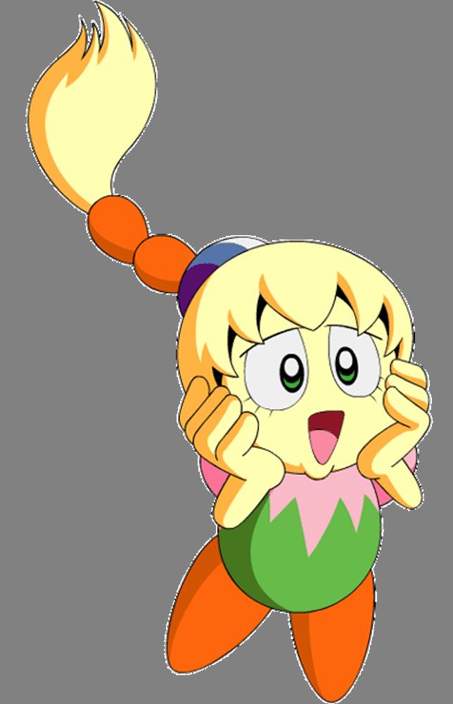 Kirby Right Back At Ya Tiff And Tuff Tiff - Kirby Wiki - Th...