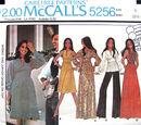 McCall's 5256 A
