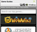Sannse/New! Wikia Mobile Apps for Gaming & Music Lovers