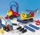 9122 DUPLO Toolo Vehicles