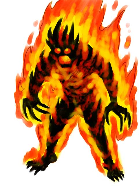 Elemental Monster Wiki A Reason To Leave The Closet