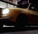 Cyril's Car