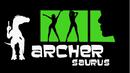 Archersaurus Title Card.png