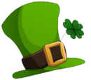 Sombrero de leprechaun