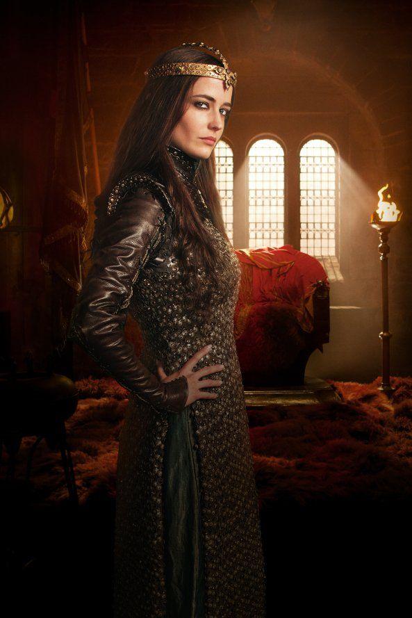 Morgan Pendragon Camelot Wiki