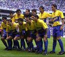Campeón Copa Libertadores 2001