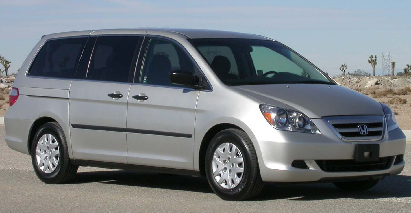 Honda odyssey tractor construction plant wiki the for Honda odyssey height