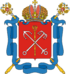 Coat of Arms of Saint Petersburg (2003).png