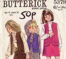Butterick 5379 A