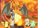 EP466 Ash junto a sus Pokémon originales.png