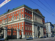 Moscow city hall