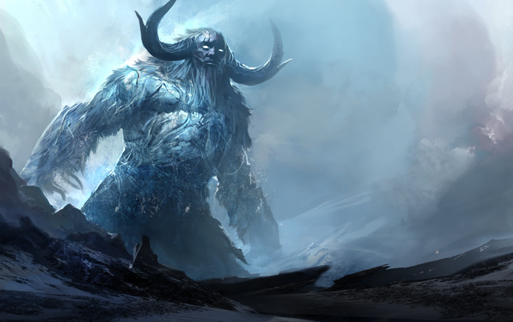 Ymir look, time for a restyle? : Smite