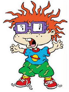 Chuckie Finster - Cartoonica - Nickelodeon cartoons ...