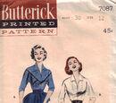 Butterick 7087