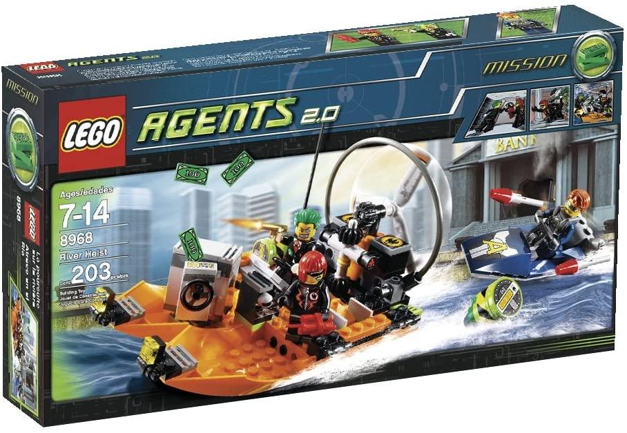 agents brickipedia the lego wiki. Black Bedroom Furniture Sets. Home Design Ideas