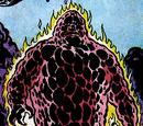 Volcano Man (New Earth)