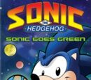 Sonic Goes Green