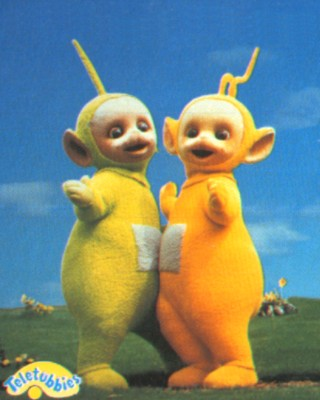 dipsy and lala -#main