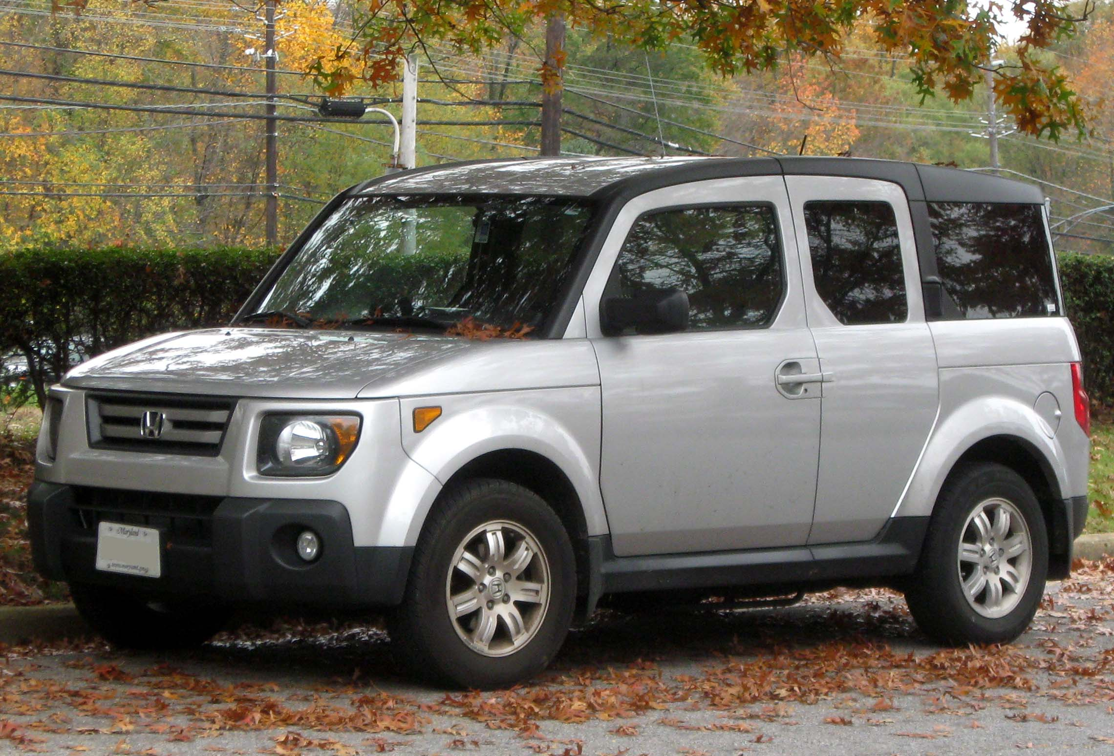 honda element tractor construction plant wiki the classic vehicle and machinery wiki. Black Bedroom Furniture Sets. Home Design Ideas