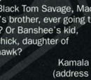 Thomas Savage (Amalgam Universe)