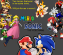 Mario and Sonic: The Colliding Dimensions