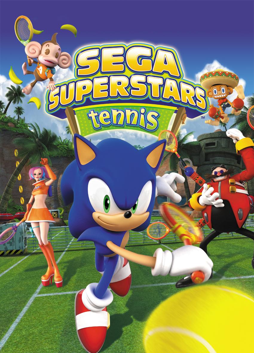 Sega Superstars Tennis - Sonic News Network, the Sonic Wiki