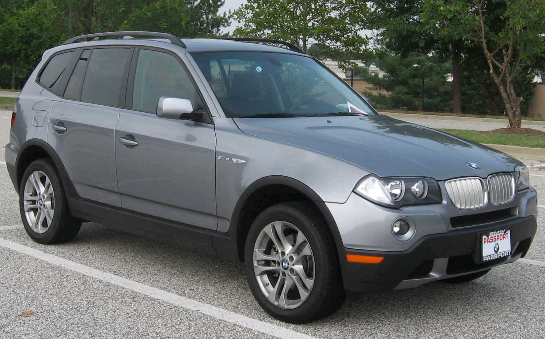 bmw x3 tractor construction plant wiki the classic vehicle and machinery wiki. Black Bedroom Furniture Sets. Home Design Ideas