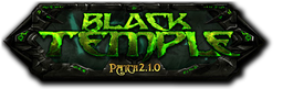 Black Temple logo