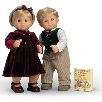 Bitty Twins Holiday Outfits American Girl Wiki